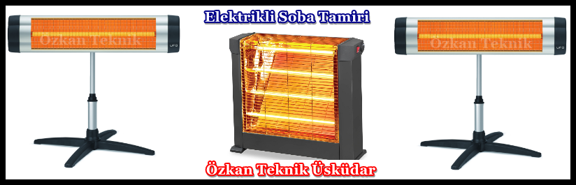 Harem Ufo Soba Tamiri - Harem Elektrikçi